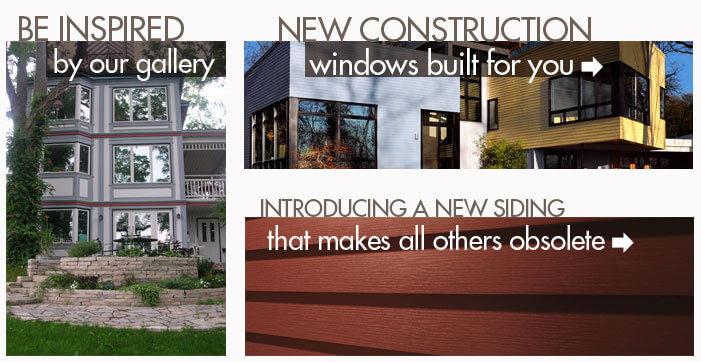 Bavarian Gallery, New Construction, and Apex Siding