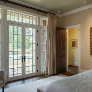 Exterior doors off bedroom Guelph