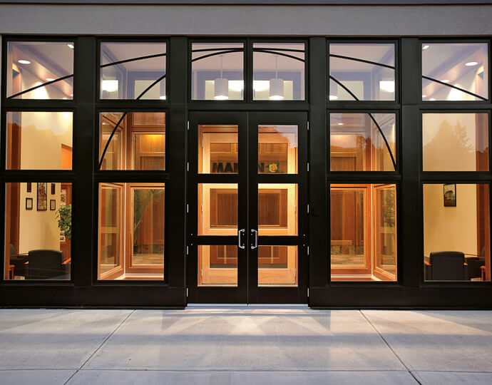 Commercial Doors Kitchener