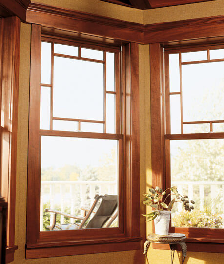 Double Hung Windows in Cambridge