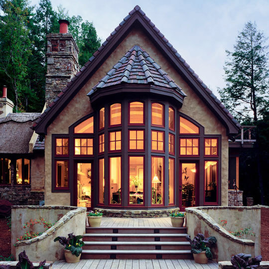 Round Top Windows Kitchener