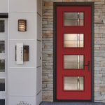 Replacement exterior doors and wood entrance doors in Kitchener