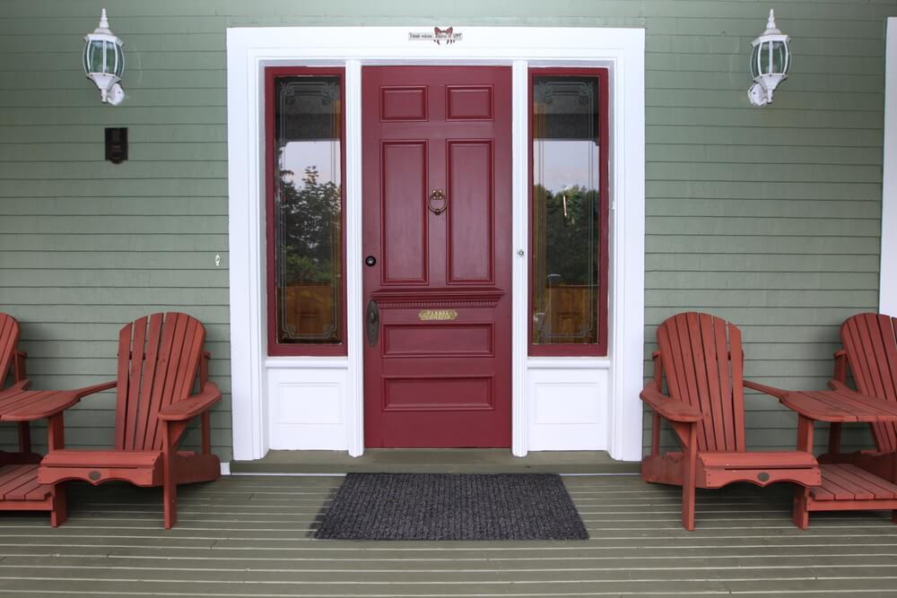 Front Door Design Trends and Door Replacements in Kitchener