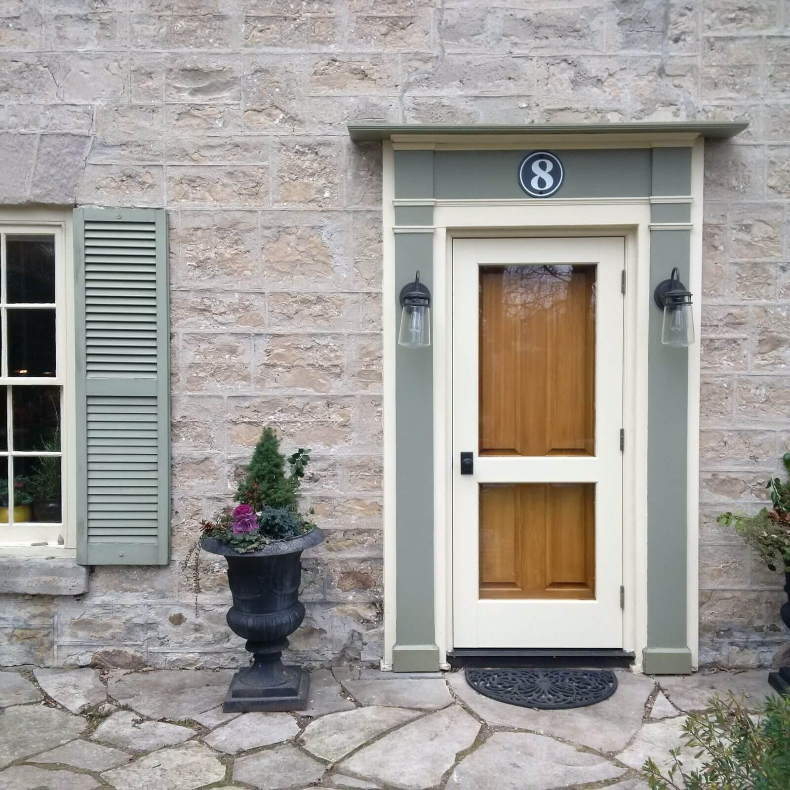 Reasons to replace your exterior doors bavarian windows for Exterior door with window
