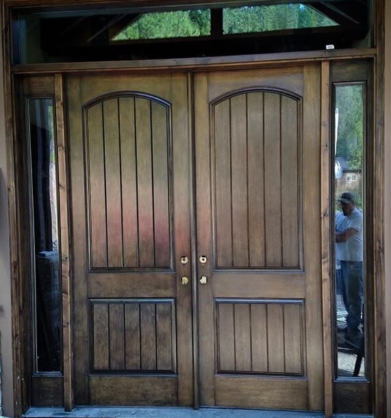 Larger Entryway Door- Bavarian Window Works