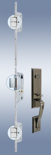 Multipoint Lock- Bavarian Window Works