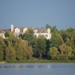 Justin Bieber's Home on Puslinch Lake (Photo Source: Donna O'Krafka)