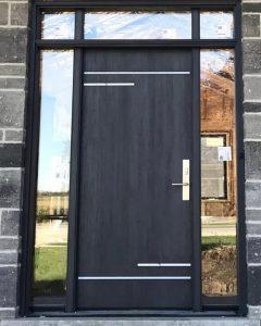 Modern Mastergrain door