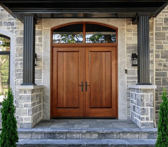 Lepage Millwork front door