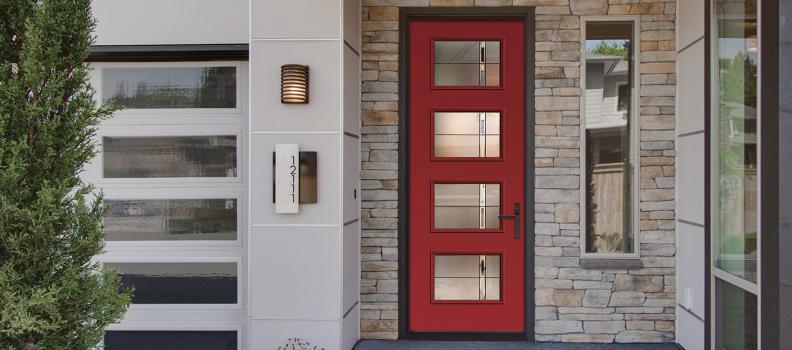 Entry Door Trends for 2016 & Residential Entry Doors and Front Door Design Trends in Kitchener ...
