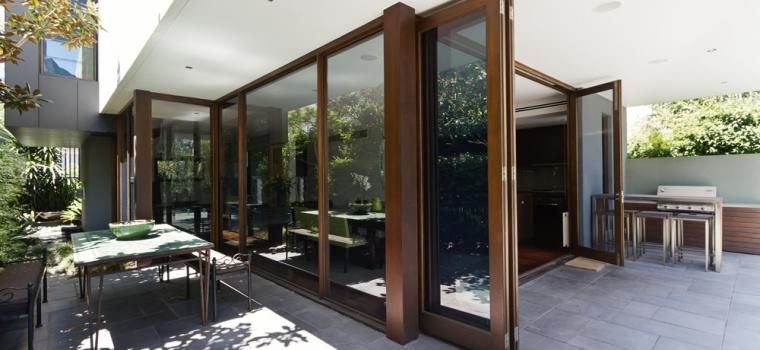 Benefits of Bi-Fold and Lift and Slide Patio Door Designs in Kitchener